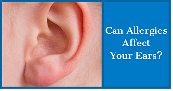 allergies affect ears